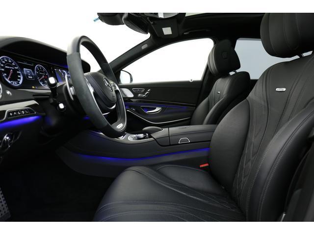 メルセデス・ベンツ M・ベンツ S63 AMG 4マチックロング ダイナミックパッケージ