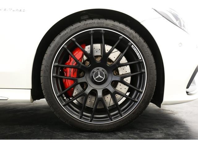 メルセデスAMG メルセデスAMG C63 S 1オーナー パノラマサンルーフ 黒赤レザー