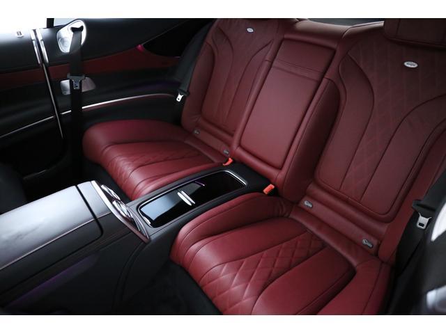 S550 4マチック クーペ エディション1 ワンオーナー(9枚目)