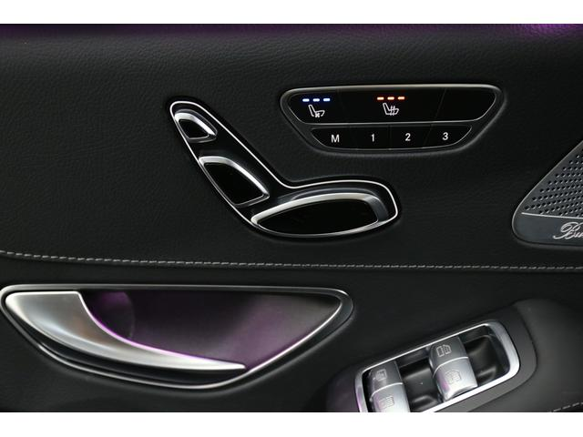 後席にもパワーシート、シートヒータ、ベンチレーターが備わっておりますので快適にお乗り頂けます!