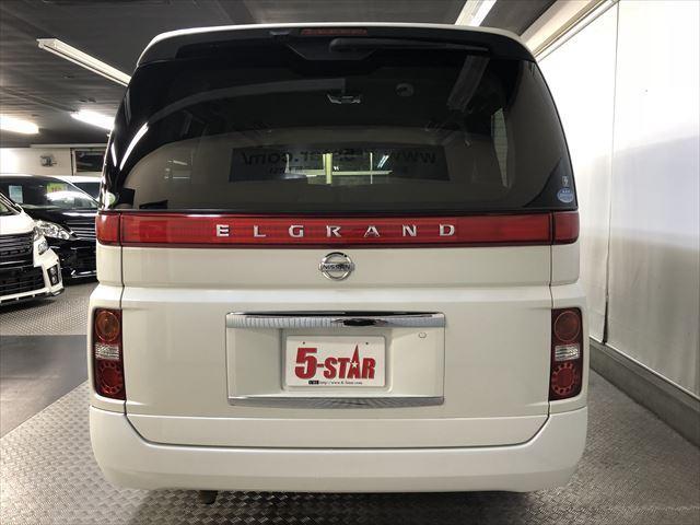 日産 エルグランド VG ナビS・Bカメラ両側自動ドア後席モニターETC