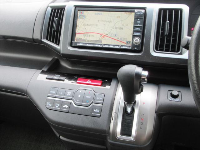 ホンダ ステップワゴン L HDD地デジBカメラ両側電動ドア後席モニタHID8人乗り