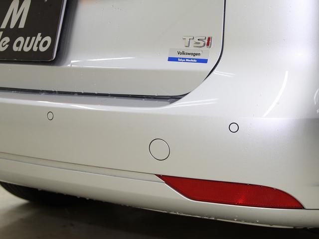 フォルクスワーゲン VW ゴルフトゥーラン TSI ハイライン LEDポジション アルカンターラ 禁煙車