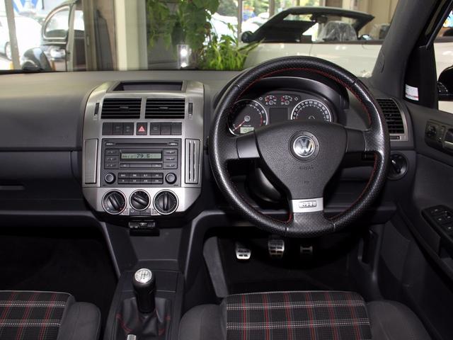 フォルクスワーゲン VW ポロ GTI KW社製車高調式サス ロワード 下取車 禁煙 記録簿