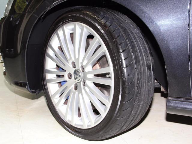 フォルクスワーゲン VW ゴルフ R32 禁煙 天井内張り新品 HDDナビ DVD 音楽サーバ