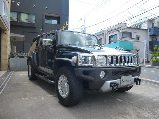 「ハマー」「ハマー H3」「SUV・クロカン」「東京都」の中古車22