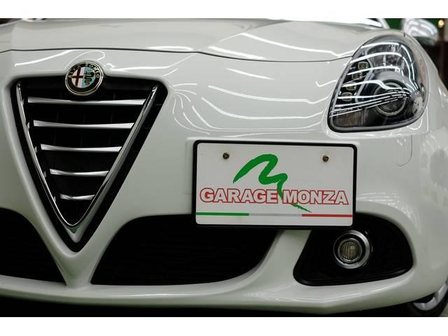 アルファロメオ アルファロメオ ジュリエッタ スポルティーバ 後期モデル コンビシート 一年保証