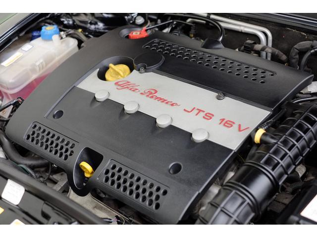 アルファロメオ アルファGT 2.0セレS 黒 黒革 純専用18AW 6セレ   2年保証