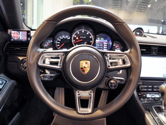 911ターボS カブリオレ ビルシュタインB16PASM(8枚目)