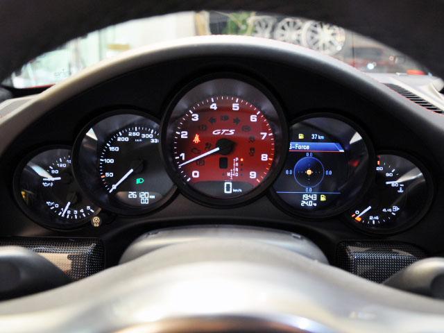 911カレラ4GTS AGIO21インチAW KW車高調(12枚目)