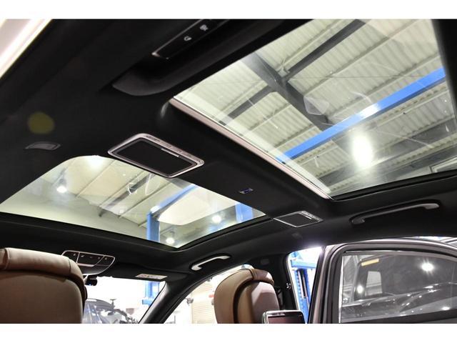 S550ロング S63エアロ ショーファーPKG ブラウンレ(4枚目)