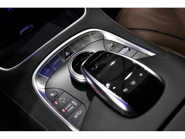 S550ロング S63エアロ ショーファーPKG ブラウンレ(9枚目)