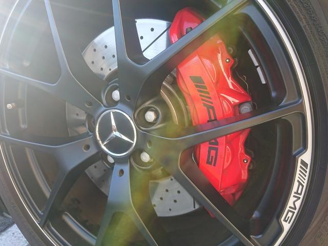 メルセデス・ベンツ M・ベンツ C63 AMGクーペ エディション507 ローダウン