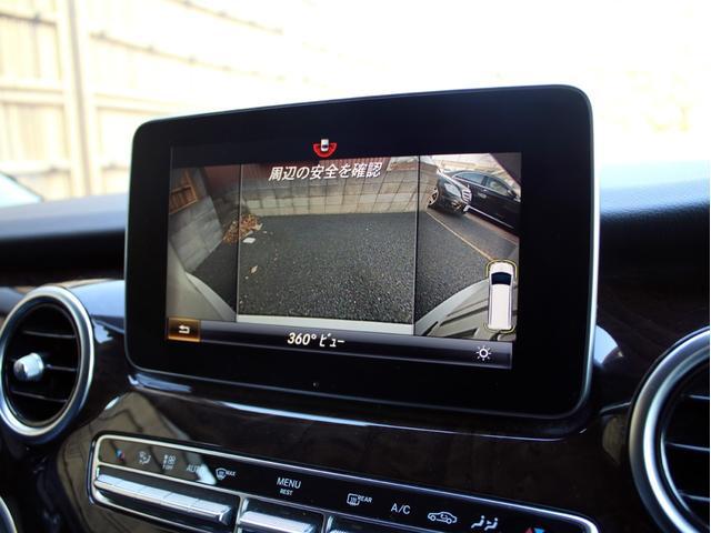 前進時にフロントカメラを180°モードにすれば、安全に交差点へ進入する事が可能です♪