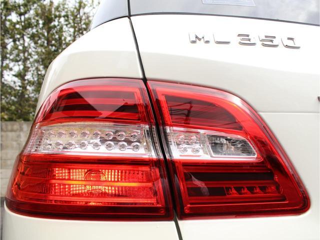 ML350 ブルーテック 4マチック 右H AMGスポーツPKG コンフォートPKG 黒革 禁煙 キーレスゴー 純正HDDナビ 地デジ 360°カメラ Bluetoothオーディオ シートヒーター AMG20インチアルミ パワーバックドア(24枚目)