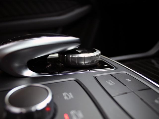 GLE350d 4マチックスポーツ 右H 黒本革 キーレスゴー HDDナビ 地デジ 360°カメラ Bluetoothオーディオ レーダーセーフティ パノラミックスライディングルーフ 社外20インチアルミホイール ローダウン(37枚目)