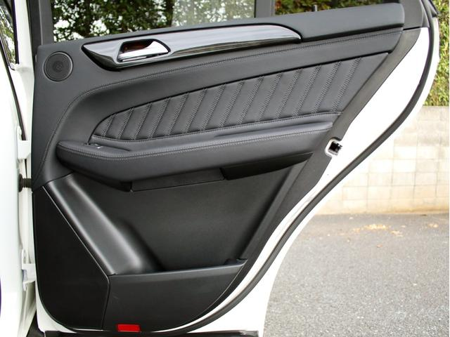 GLE350d 4マチックスポーツ 右H 黒本革 キーレスゴー HDDナビ 地デジ 360°カメラ Bluetoothオーディオ レーダーセーフティ パノラミックスライディングルーフ 社外20インチアルミホイール ローダウン(53枚目)