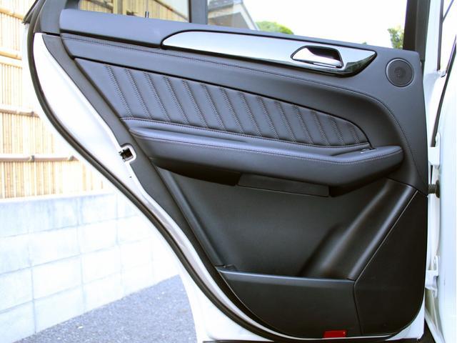 GLE350d 4マチックスポーツ 右H 黒革 1オーナー 禁煙 キーレスゴー HDDナビ 地デジ 360°カメラ Bluetoothオーディオ レーダーセーフティ シートヒーター LEDヘッドライト AMG20インチ パワーバックドア(51枚目)