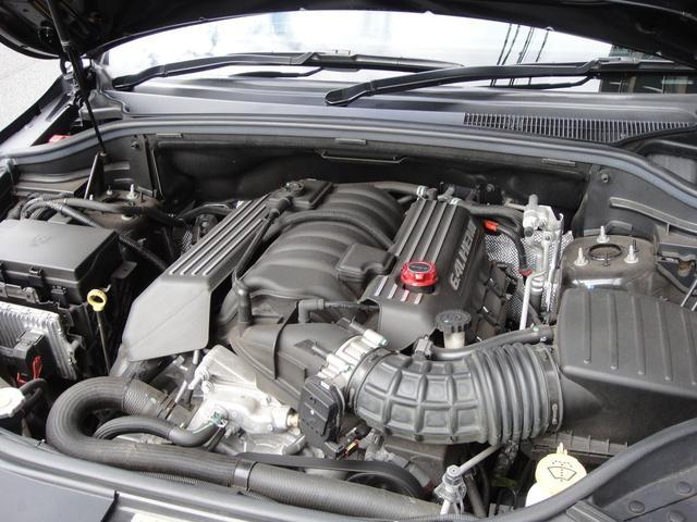 クライスラー・ジープ クライスラージープ グランドチェロキー SRT8