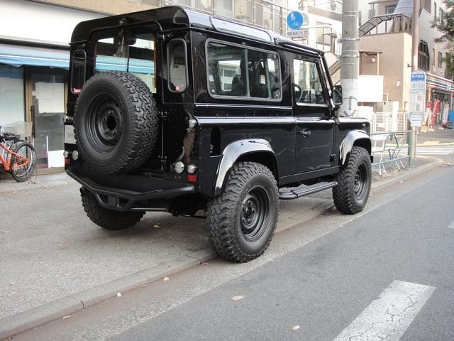 「ランドローバー」「ランドローバーディフェンダー」「SUV・クロカン」「東京都」の中古車9