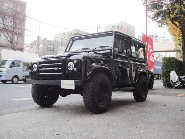 「ランドローバー」「ランドローバーディフェンダー」「SUV・クロカン」「東京都」の中古車19