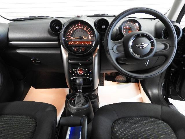 MINI MINI クーパーD クロスオーバー ブラックキセノン 認定中古車