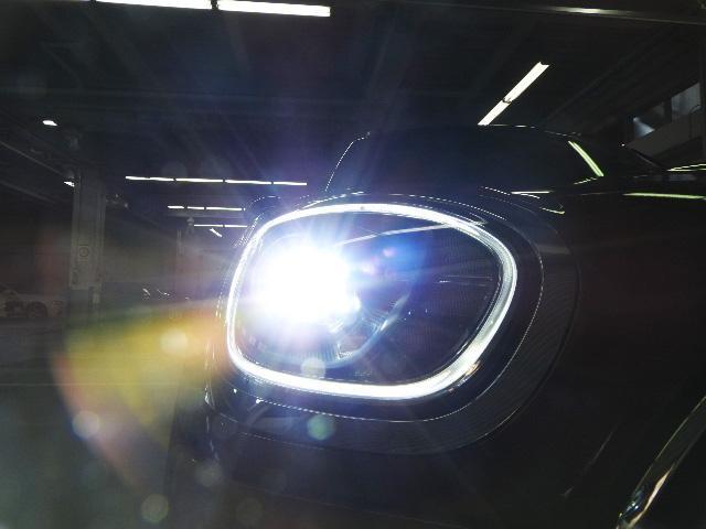MINI MINI クーパーD クロスオーバー アダプティブLED 認定中古車