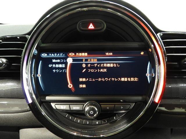 MINI MINI ワン クラブマン HDDナビ LEDヘッドライト 認定中古車