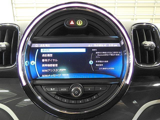 クーパーSD クロスオーバー オール4 ACC シートヒーター 前後障害物センサー 認定中古車(19枚目)