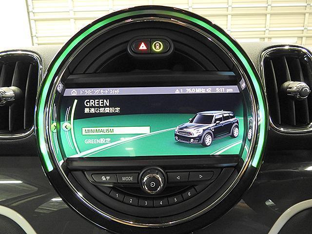 クーパーSD クロスオーバー オール4 ACC シートヒーター 前後障害物センサー 認定中古車(26枚目)