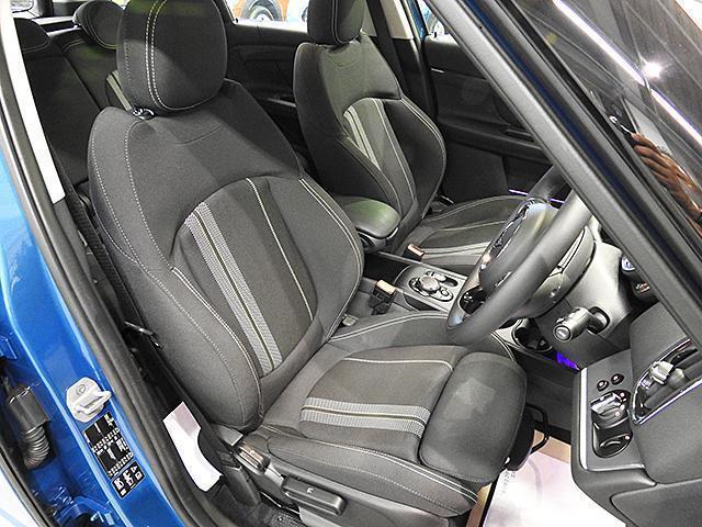 クーパーSD クロスオーバー オール4 ACC シートヒーター 前後障害物センサー 認定中古車(33枚目)