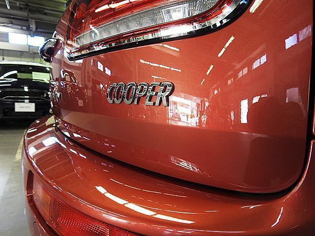 クーパー クラブマン 後期型 ACC ドライビングモード 認定中古車(43枚目)