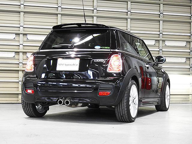 クーパーS 1年保証 JCWステアリング JCWエアロダイナミックPKG ワンオーナー 認定中古車(26枚目)