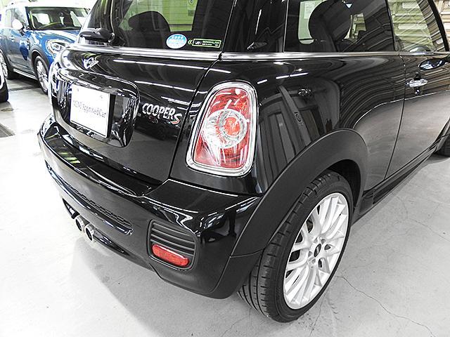 クーパーS 1年保証 JCWステアリング JCWエアロダイナミックPKG ワンオーナー 認定中古車(28枚目)