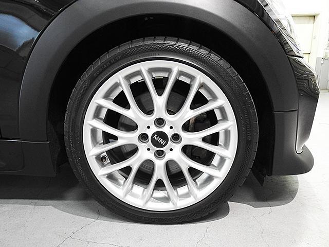 クーパーS 1年保証 JCWステアリング JCWエアロダイナミックPKG ワンオーナー 認定中古車(30枚目)