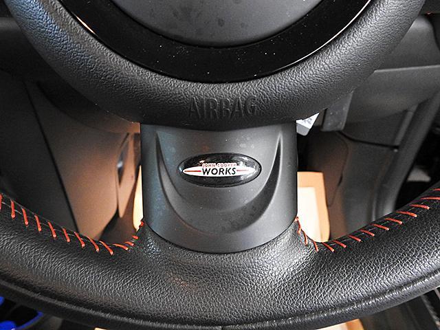 クーパーS 1年保証 JCWステアリング JCWエアロダイナミックPKG ワンオーナー 認定中古車(47枚目)