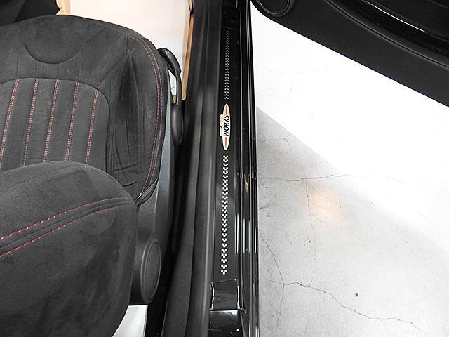クーパーS 1年保証 JCWステアリング JCWエアロダイナミックPKG ワンオーナー 認定中古車(51枚目)