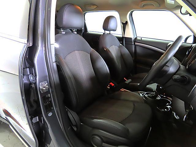 クーパーD クロスオーバー パークレーン 認定中古車 ナビゲーション バックカメラ 限定車 ALL4エクステリア 専用色 アールグレー メタリック バイキセノン レインセンサー自動ドライビングライト付 スポーツレザーステアリング(4枚目)