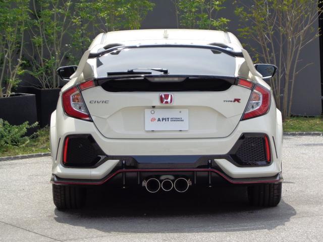 タイプR 1オーナー 走行100キロ台 新車保証(3枚目)