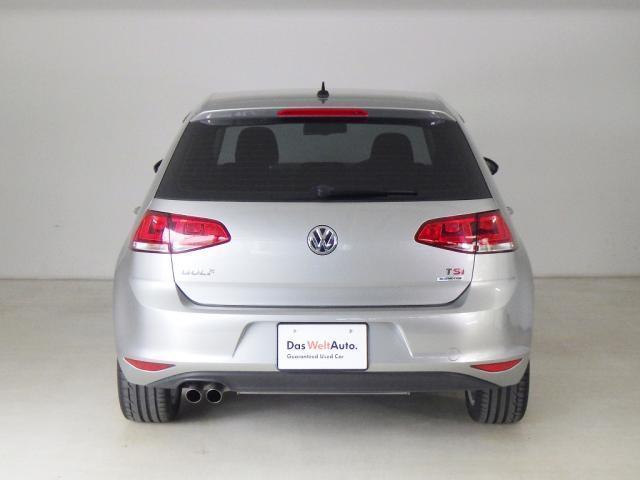 フォルクスワーゲン VW ゴルフ ハイライン 純正ナビ  リアカメラ スマートキー 認定中古車