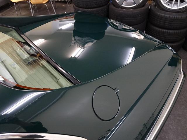 ジャガー ジャガー XJ-S 4.0リミテッド 最終型 直6エンジン 記録簿