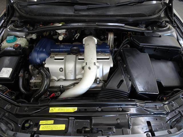 ボルボ ボルボ V70 R フロントリップ ローダウン HID