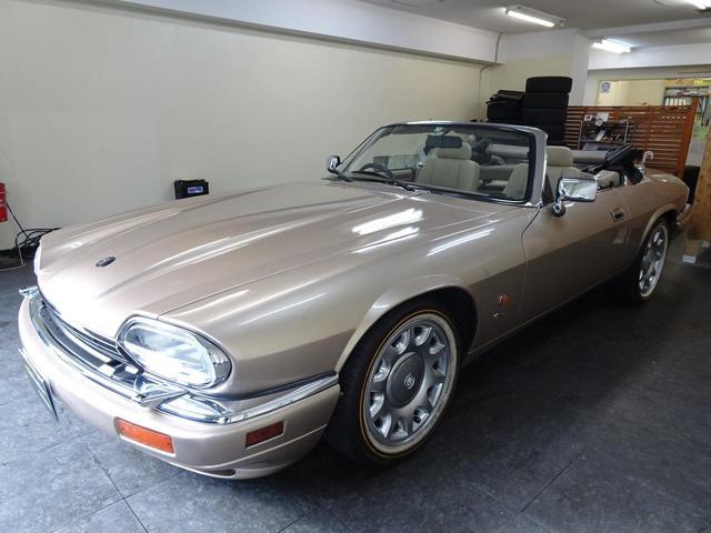 「ジャガー」「XJ」「オープンカー」「神奈川県」の中古車17