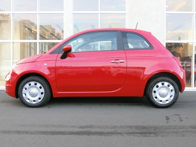 フィアット フィアット 500 ツインエア ポップ 現行カープレイオーディオ 新車保証