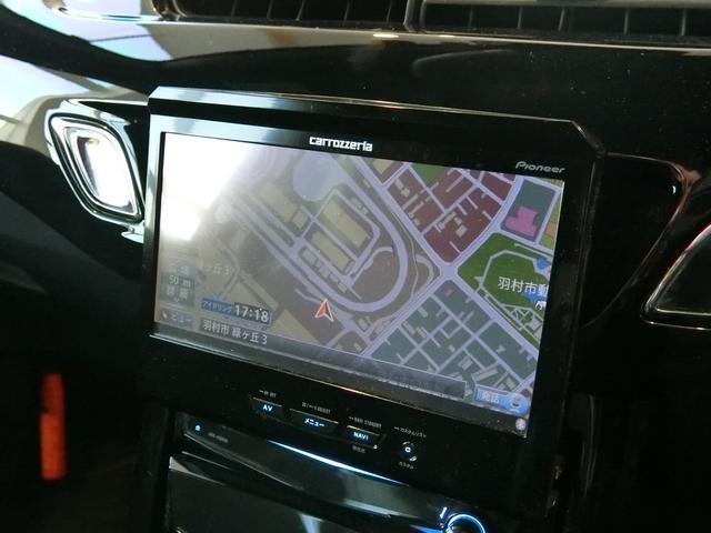 カブリオ シック 社外HDDナビ アクティブシティブレーキ(10枚目)