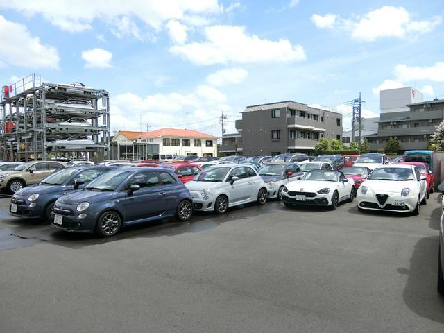 「フィアット」「500(チンクエチェント)」「SUV・クロカン」「東京都」の中古車27