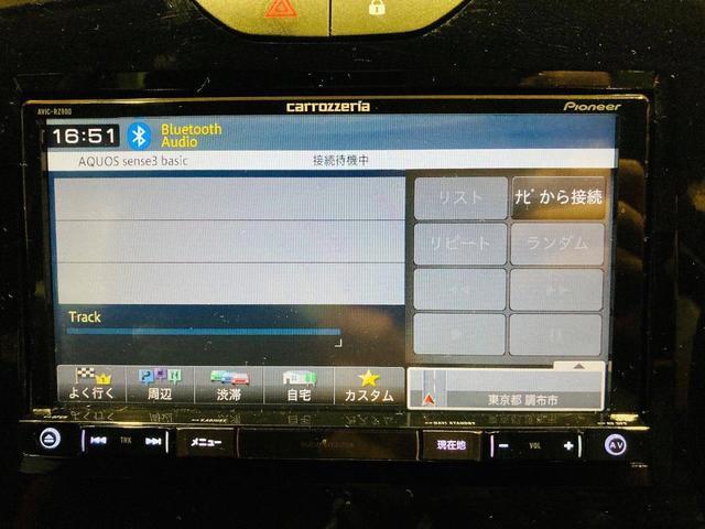 インテンス 6速AT LED Bカメラ ドラレコ オートライト オートワイパー フルセグTV Bluetooth接続 ナビゲーション(23枚目)