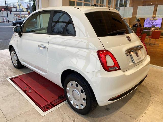 ツインエア ポップ イタリアンフラッグバッチ Bluetoothオーディオ ハンズフリー 新車保証継承 ワンオーナー(10枚目)
