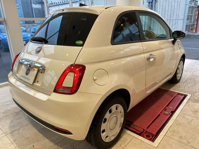 ツインエア ポップ イタリアンフラッグバッチ Bluetoothオーディオ ハンズフリー 新車保証継承 ワンオーナー(11枚目)
