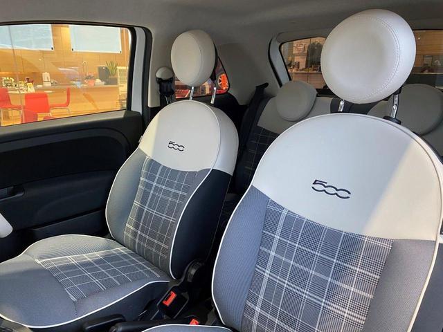 ツインエア ポップ イタリアンフラッグバッチ Bluetoothオーディオ ハンズフリー 新車保証継承 ワンオーナー(16枚目)